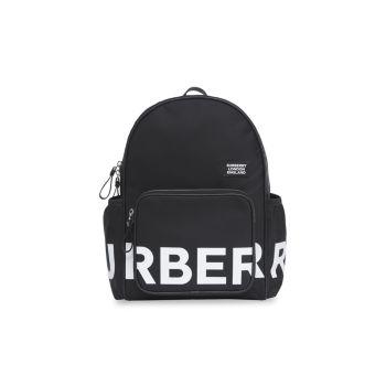 Kid's Marco Logo Backpack Burberry