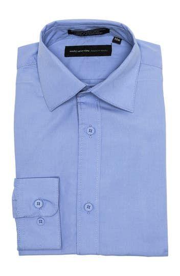 Solid Dress Shirt (Big Boys) Andrew Marc