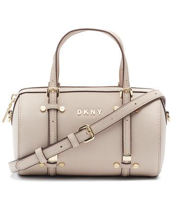 Бо маленький дафл DKNY