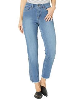 Легкий джинсовый эффект Olivia Cigarette на лодыжке с боковым швом в цвете индиго FDJ French Dressing Jeans