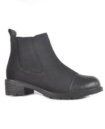 Кембридж Водонепроницаемая женская нейлоновая обувь дождя Dav