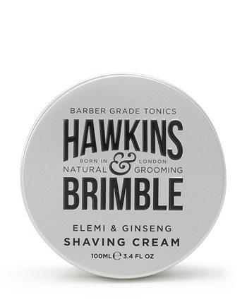 Крем для бритья Hawkins & Brimble