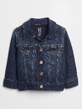 Baby Denim Jacket With Washwell™ Gap Factory