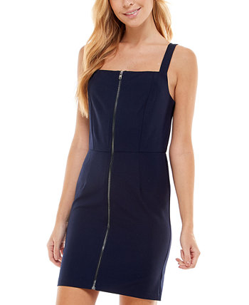 Юниорское платье-футляр на молнии спереди Kingston Grey