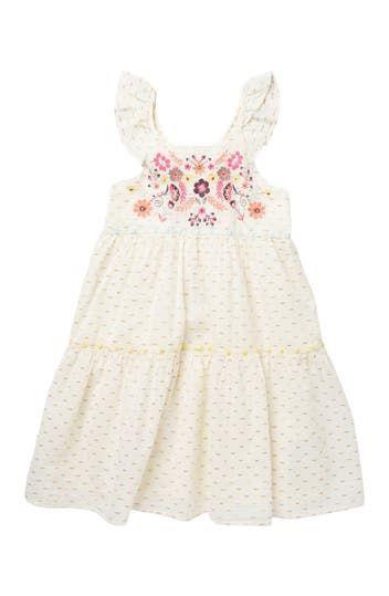 Maria Dress (Toddler, Little Girls, & Big Girls) PEEK