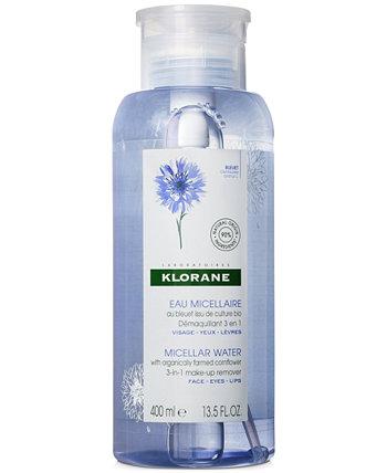 Micellar Water с органически выращенным васильком, 13.5 унций Klorane
