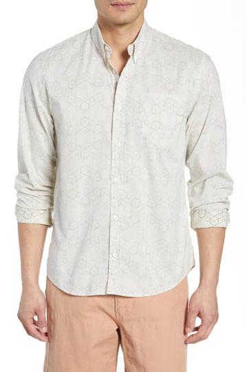 Рубашка Regular Fit Hive Tuscumbia Billy Reid