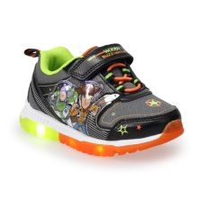 Disney / Pixar Toy Story Buzz and Woody Toddler Boys' Light-Up Shoes Disney / Pixar