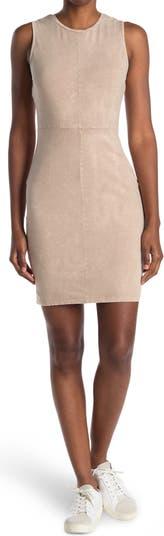 Платье без рукавов Acid Wash Cloth By Design