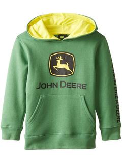 Trademark Fleece Green Child Hoodie John Deere