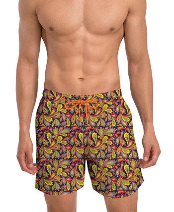 Мужские Модные Fit Quick Dry 6 '' Плавки Nick Graham