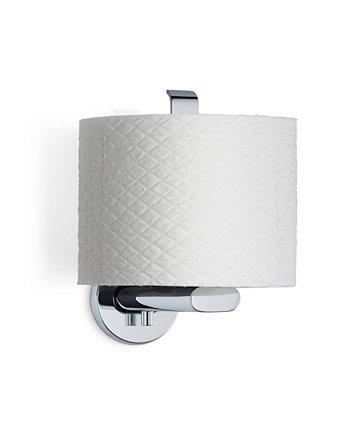 Настенный держатель для туалетной бумаги - Вертикальный - Полированный - Арео Blomus