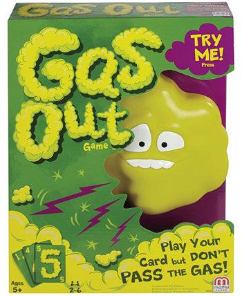 Игра без газа Mattel