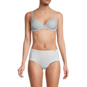 Second Skin Back-Smoothing Underwire Bra Le Mystere