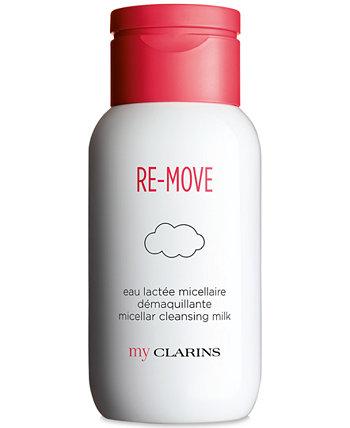 Re-Move Micellar Cleansing Milk, 6,8 унций. My Clarins