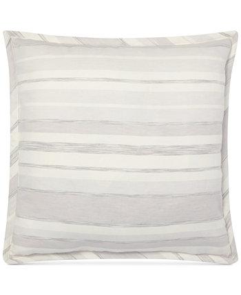 Квадратная декоративная подушка Allaire Stripe, 18 дюймов Ralph Lauren