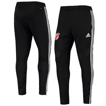Men's adidas Black New Jersey Devils Tiro Track Pants Adidas
