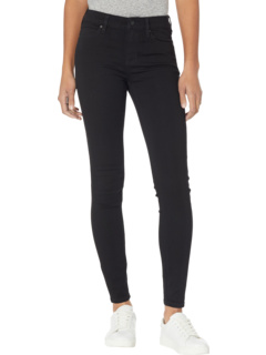 Abby Skinny Jeans in Black Rinse Liverpool