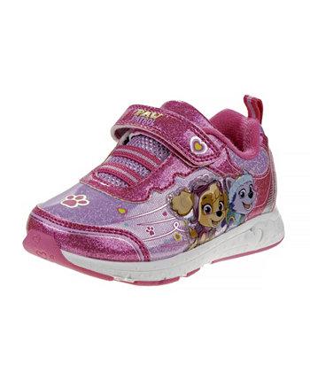 Кроссовки для девочек из щенячьего патруля Nickelodeon