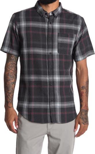 Рубашка с пуговицами спереди в клетку Goonies Ezekiel