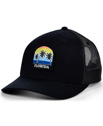 Изогнутая бейсболка с нашивкой Local Crowns Florida Views Lids