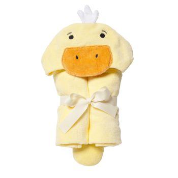 Обертывание для ванны с утиным капюшоном Elegant Baby