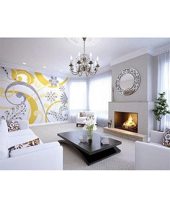 Mingle настенная роспись Brewster Home Fashions