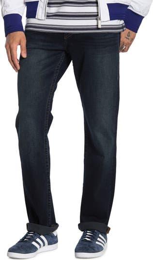 Свободные прямые джинсы Ricky с клапаном и карманом True Religion