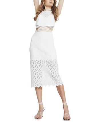 Isla Cutout Dress Bardot