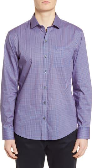 Рубашка классического кроя на пуговицах Grimes Zachary Prell