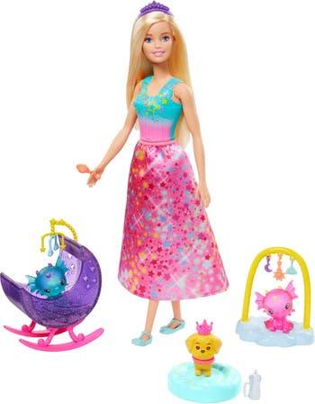 Куклы и аксессуары Барби (TM) Dreamtopia Mattel