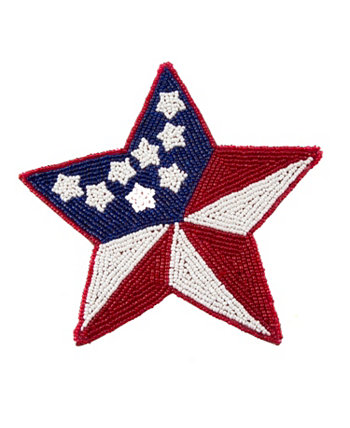 Флаг из бисера Star Trivet THIRSTYSTONE