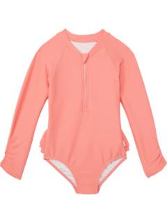 Слитный комбинезон Sweet Summer с длинным рукавом в рубчик (для малышей / маленьких детей) Seafolly Kids