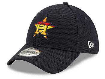 Мужская кепка для тренировок ватином Houston Astros 2020 New Era