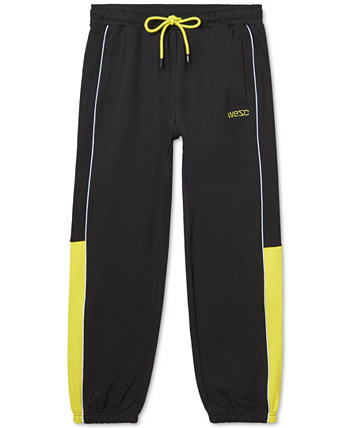 Men's Colorblocked Piped Joggers WeSC