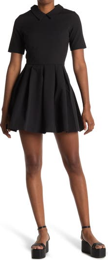Pleated Waist Dress FRNCH