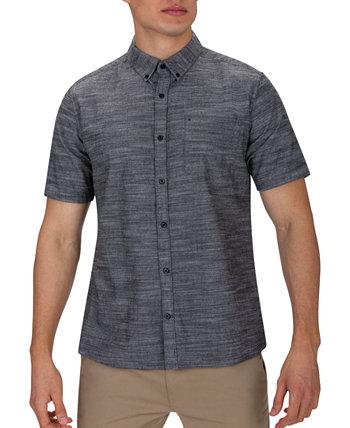 Мужская рубашка One and Only 2.0 из шамбре Hurley