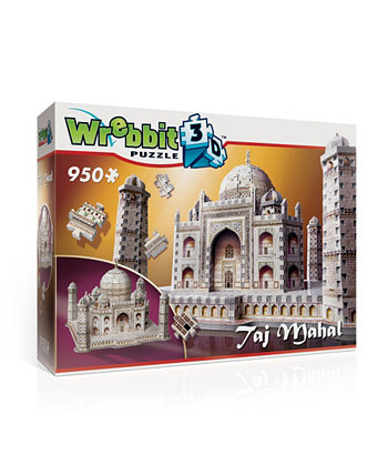 Тадж Махал 3D-головоломка - 950 штук Wrebbit