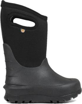 Утепленные ботинки в неоклассическом стиле - Детские Bogs