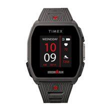 Timex® Ironman® R300 GPS Silicone Strap Smart Watch Timex