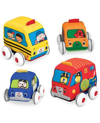 Детские игрушки для автомобилей Melissa and Doug