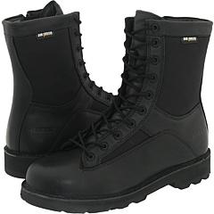 8-дюймовая боковая молния Durashocks® со шнуровкой Bates Footwear