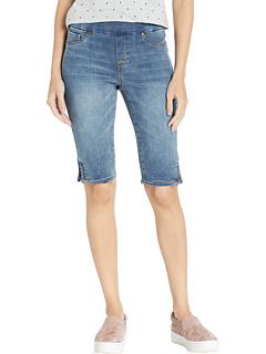 Трикотажные джинсовые шорты без рукавов с оплеткой Tribal