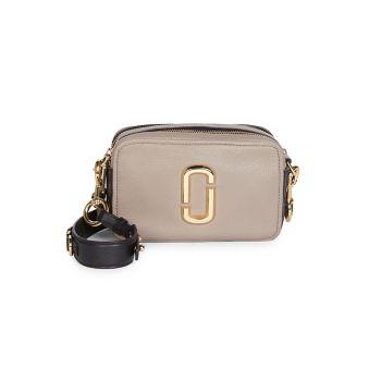Кожаная сумка для фотоаппарата Softshot Marc Jacobs