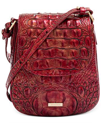 Кожаная сумка через плечо Everlee Brahmin