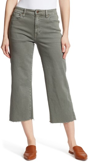 Укороченные широкие брюки Ella Moss