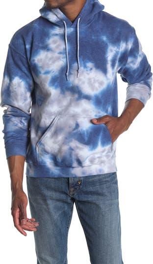 Толстовка с капюшоном Bayside Tie Dye Original Paperbacks