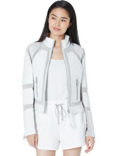 Мото куртка Blanc Noir