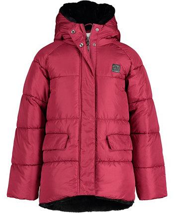 Куртка с подкладкой для маленьких девочек Calvin Klein