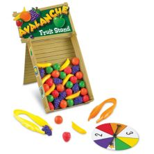 Игра Avalanche Fruit Stand от обучающих ресурсов Learning Resources